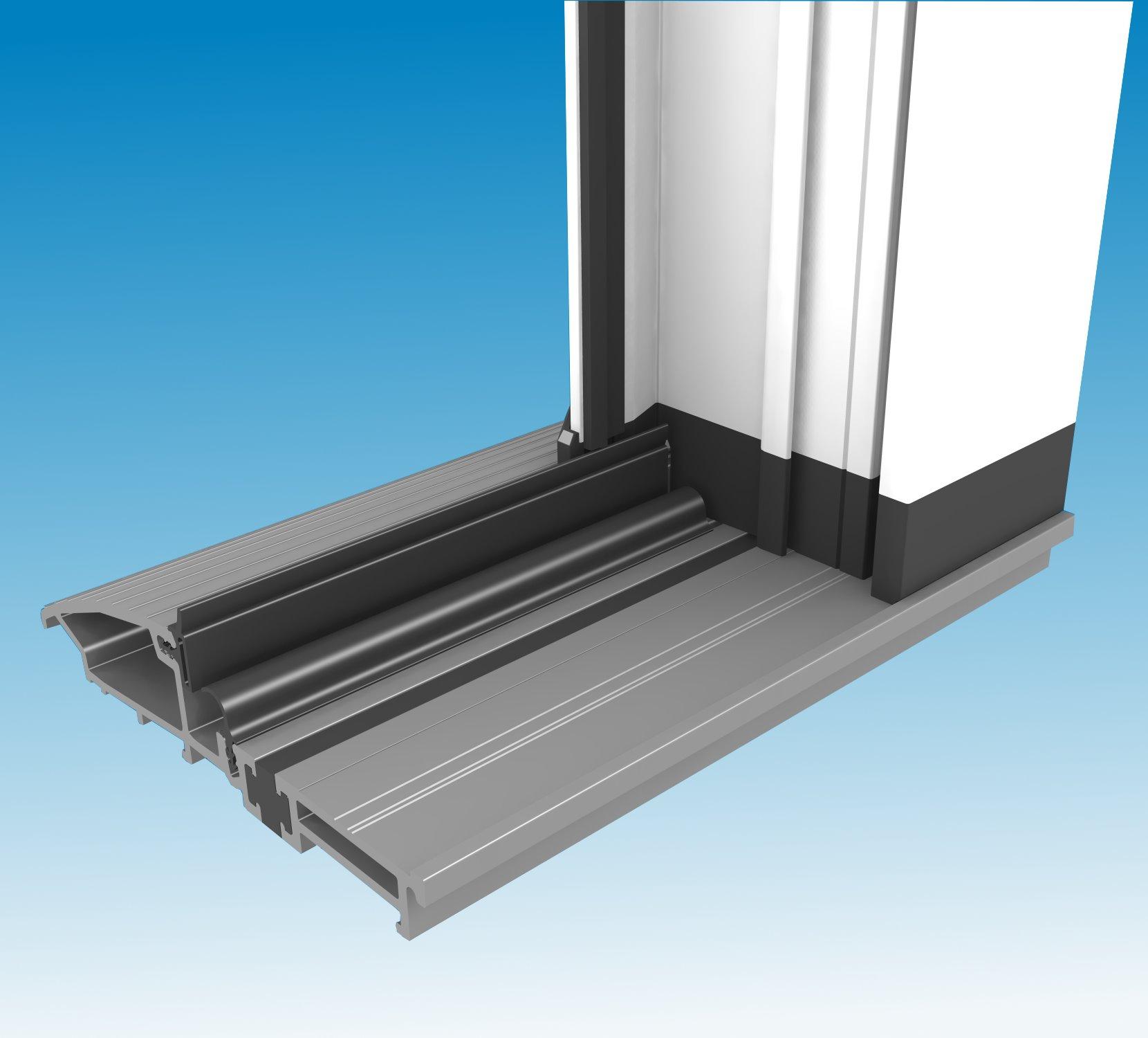 Composite Door Threshold Amp Colourbothsides Sc 1 St