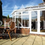 Victorian Conservatories angle view
