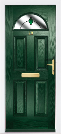 The Dove Composite Door