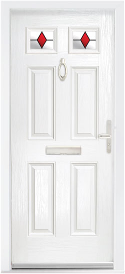 The Ecclesbourne Composite Door