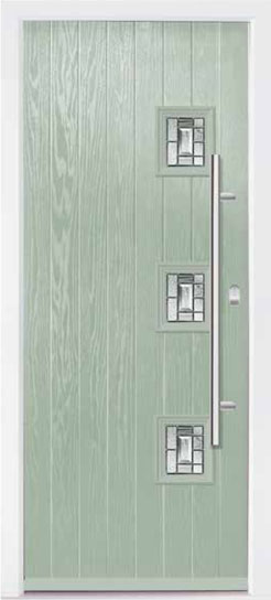 Chartwell Green Farndon Composite door