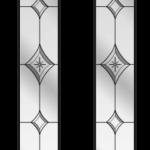 crystal diamond glazing