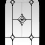 beeston crystal diamond glazing