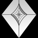 wye crystal diamond glazing
