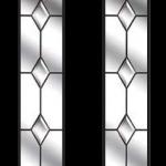 diamond bevel glazing