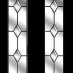butterley diamond bevel glazing