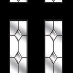 derwent diamond bevel glazing