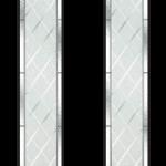 diamond cut glazing