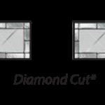 ecclesbourne diamond cut glazing