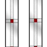 lattice glazing