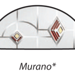 dove murano glazing