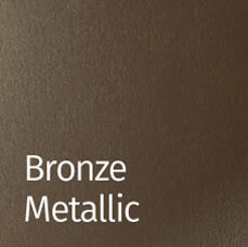 bronze metallic