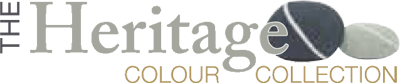 Heritage colour collection logo
