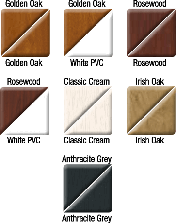 Monorail colour options