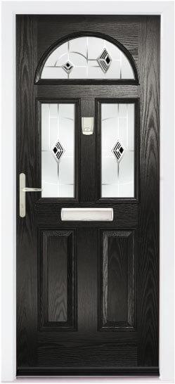 The Amber Composite Door