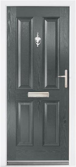 The Carsington Composite Door
