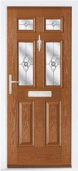 The Derwent Composite Door