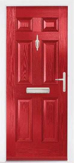 The Erewash Composite Door