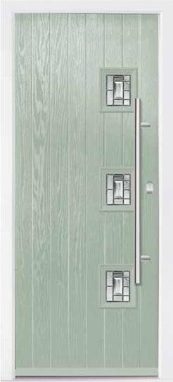 Chartwell Green Farndon Composite door