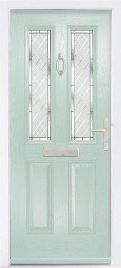 The Moorgreen Composite Door