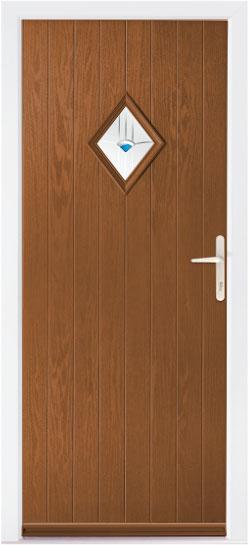 The Wye Composite Door
