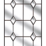 lathkill diamond bevel glazing