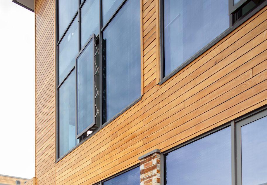 alitherm 700 aluminium windows