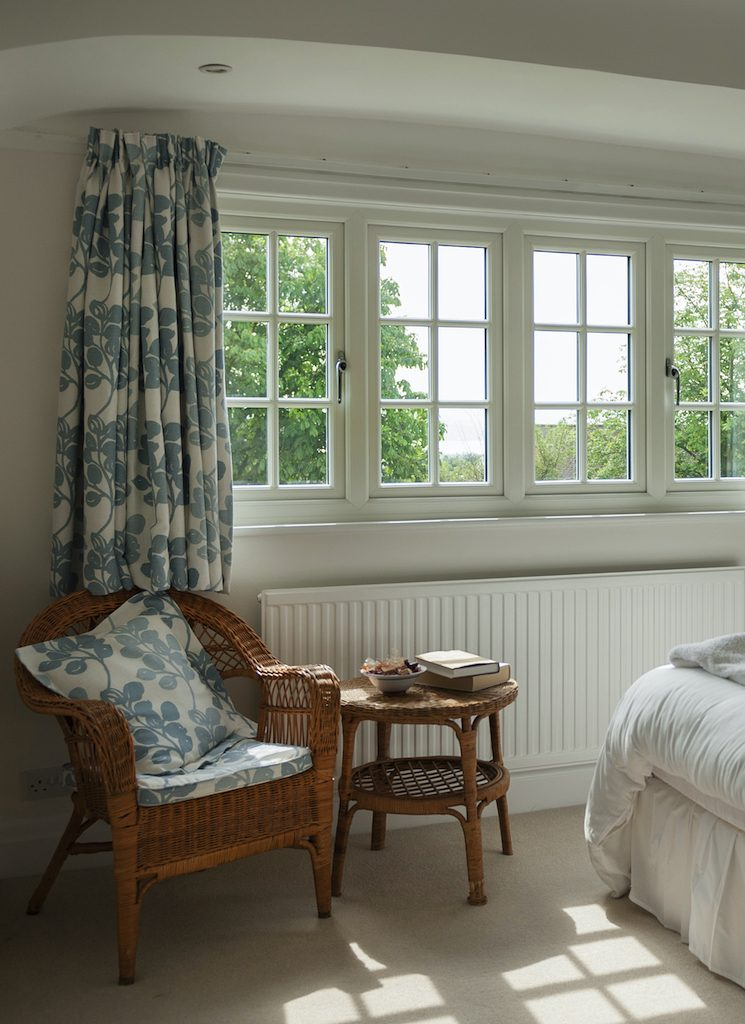 Deceuninck Heritage Flush Sash Windows