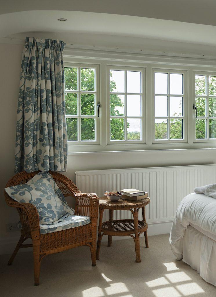 Deceuninck Heritage Flush Sash Windows